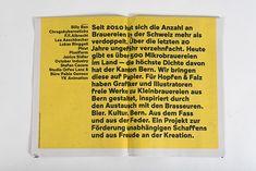 Hopfen & Falz on Behance