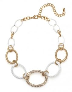 Love this! #BaubleBar needs a tan model though, that pale girl is not doing a thing for this beautiful piece of jewelry!