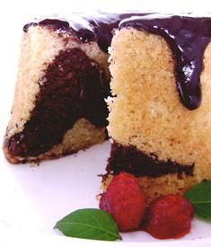 Chocorango: Bolo Azedinho de Limão com Glacê de Açúcar Sweets Cake, Cheesecake, Good Food, Food And Drink, Pie, Desserts, Recipes, Birthday Cakes, Milk Cake