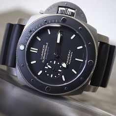 One of my favorite submersibles. The #Panerai... - Panerai Central