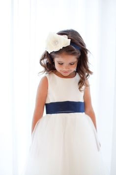 Flowergirl - If i do have one in my wedding, she'll wear something like this :)