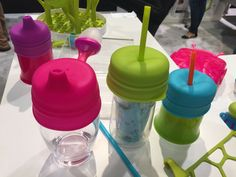Pin for Later: 146 New Baby and Kid Products You'll Be So Glad Are Coming in 2016 Boon Snug These silicone covers attach to virtually any cup to convert it into a sippy or straw cup. Expect to find them at Target in January.