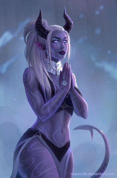 Dark Fantasy Art, Fantasy Art Women, Beautiful Fantasy Art, Fantasy Girl, Fantasy Artwork, Dungeons And Dragons Characters, Dnd Characters, Fantasy Characters, Female Characters