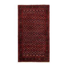 È annodato a mano da artigiani esperti e quindi unico nel design e nella misura. Il tappeto è molto resistente grazie ai nodi orientali e all'alta qualità della lana. Poiché è in lana, il tappeto respinge naturalmente lo sporco ed è resistente. Il pelo fitto e spesso attutisce i suoni e offre una superficie morbida su cui camminare.