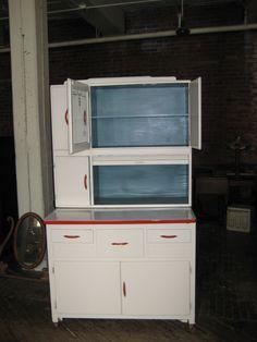 Vintage Marsh Kitchen Cabinets