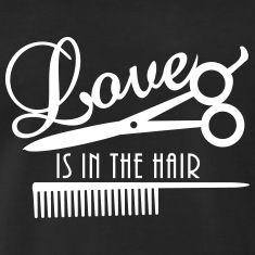 love is in the hair quote - Google Search