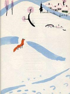 illus. by Mai Miturich, Poems For Children, 1965 (Samuil Marshak)