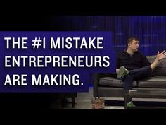 The biggest mistakes young startups and young entrepreneurs are making - Leweb Q&A - YouTube