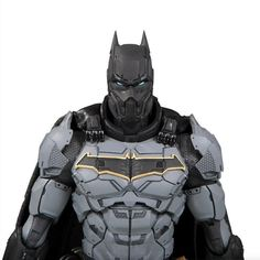DC prime Batman action that I worked on finally revealed! I started from Riccardo Federici's illustration and revised the design. I had lots of fun sculpting/designing this suit. Batman Armor, Batman Suit, Batman Arkham Knight, Lego Batman, Alien Character, Character Art, Character Design, Dc Costumes, Super Hero Costumes