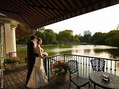 The Loeb Boathouse at Central Park, New York, NY