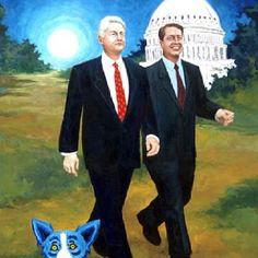 Blue Dog in politics