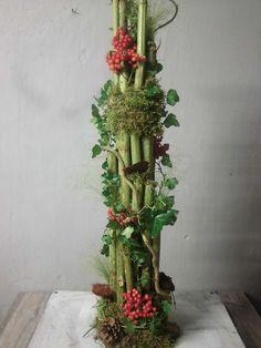 Billedresultat for herfstbloemstukken Deco Floral, Arte Floral, Floral Design, Arrangements Ikebana, Floral Arrangements, Fall Flowers, Pretty Flowers, Thanksgiving Decorations, Christmas Decorations