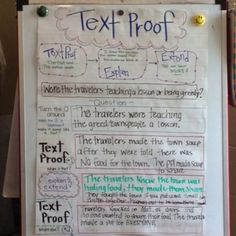 Text Proof by @Jessica Rae. (2nd Grade)