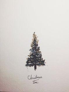 Kauniin minimalistinen kortti :)