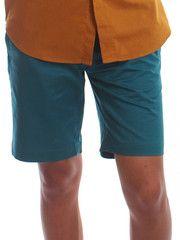 Turquoise Walking Shorts | $22