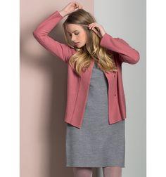 Blazer met moderne snit #Wool #Cotton #Blazer #Gigue #AW16 #FallCollection…