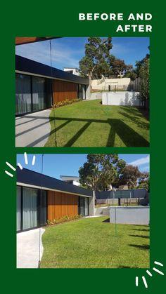 Beige fence bringing your modern landscape down? We transform fences by respraying.
