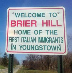Brier Hill Youngstown OH | jovinacooksitalian