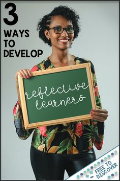 This post is ideal for secondary math teachers looking to gain 3 new strategies for helping their students become more reflective and take more ownership of their work.  By reading this blog post, you will walk away with THREE actionable steps that you can try today in order for your middle school or high school math students to become more reflective in their work. Perfect for a teacher looking for new strategies as we head back to school.