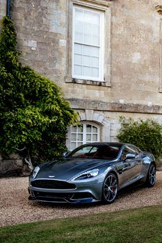 || Aston Matin Vanquish ||