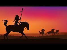 The Best Native Music Ever | Healing Music 528Hz | Gamma 40Hz Binaural Beat - YouTube