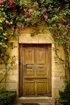 Come In Please by Jacinthe Brault ~~ small village in Loire Valley, France
