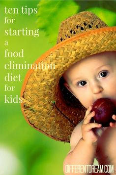 A food elimination diet can improve the health and even save the life of a child with food allergies. Here are 10 tips for parents starting an elimination diet.