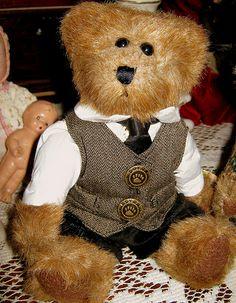 Boyd's Matthew bear