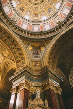 12 Beautiful Things To Do In Budapest (8) St. Stephen's Basilica