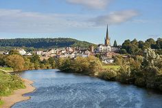 Ross-on-Wye by Richard Downs