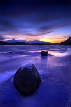 Loch Morlich, Scotland - UK