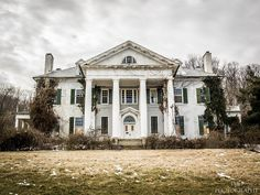 """Looks exactly like the """"Pennington House"""" in Reynolds that we lived in while our house was being built. Mason's Estate by tmdtheue, via Flickr."""