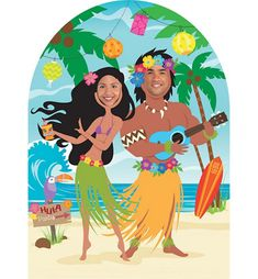 Summer Wall Decorations - Party City