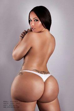 White Stocking Nude Women