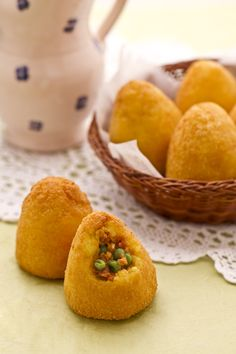 We prepare all our food with love and care! Check out our easy and simple Al Wadi Al Akhdar recipes and try them yourself! Antipasto, Sicilian Recipes, Sicilian Food, My Favorite Food, Favorite Recipes, Wedding Appetizers, Arancini, Middle Eastern Recipes, Arabic Food