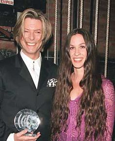 with Alanis Morrisette                                                       …