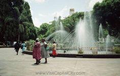 Harare, capital city of Zimbabwe