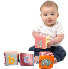 New Baby Cloth Block Toy cm Soft Cloth Plush Building Block Early… Baby Blocks, Fine Motor Skills, Educational Toys, Plushies, Baby Toys, Your Child, New Baby Products, Stuffed Toys, Infant