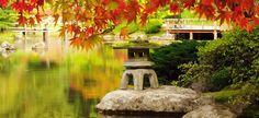 Japonská zahrada vnáší do života klid - Okrasná zahrada