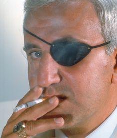 Adolfo Celi è  l'agente della Spectre Emilio Largo,nel film  Agente 007 - Thunderball: Operazione Tuono© 1965 UNITED ARTISTS CORPORATION & DANJAQ, LLC. All Rights Reserved