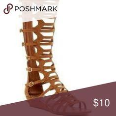 Gladiator sandals . Glanshirt Shoes Sandals