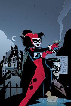 Harleen Quinzel (New Earth) - DC Comics Database