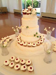 #boda #casament #bodas #lleida #banquet #cupcakes #pastel