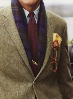 When wearing layers; often replaces the need for top coats or overcoats for much of the cold weather. And will create a presence of your style. Take ownership gentlemen, take ownership of your style...