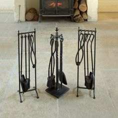 Beautiful and practical Elmsett, Portland & Suffolk Companion sets - perfect for a cosy night in by the fire! Priced from Powder Coating Process, Cosy Night In, Log Burner, Family Memories, Drawing Room, Hearth, Wrought Iron, Home Accessories, Bookends