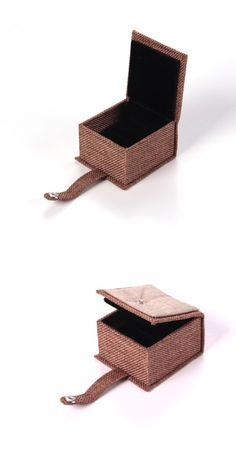 Ring/bracelet packaging boxes, can be customized.   Contact info@sinicline.net for details.   #jewelrybox #packaging