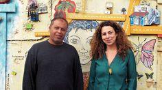 Dschisr al-Sarka in Israel: Ein Hostel gibt Hoffnung - SPIEGEL ONLINE - Reise