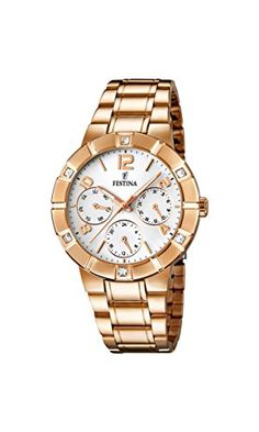 Festina F16709/1 - Women's Watch, Stainless Steel placcato, color: Oro rosa https://www.carrywatches.com/product/festina-f167091-womens-watch-stainless-steel-placcato-color-oro-rosa/ Festina F16709/1 - Women's Watch, Stainless Steel placcato, color: Oro rosa  #festinagold #festinawatches #festinawatchesprices #rosegoldwatchwomen