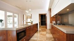 The Pavilion kitchen is stylish, but also a chef's delight with an abundance of modern appliances...