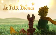 Imagen de the little prince, fox, and book Shaun Tan, Le Petit Prince Film, The Little Prince Movie, Thanos Marvel, Never Grow Up, Trailer, Boy First Birthday, New Years Eve Party, Mail Art